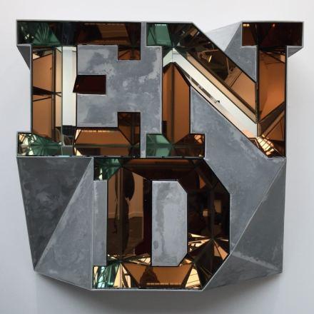 Doug Aitken at Regen Projects, via Art Observed
