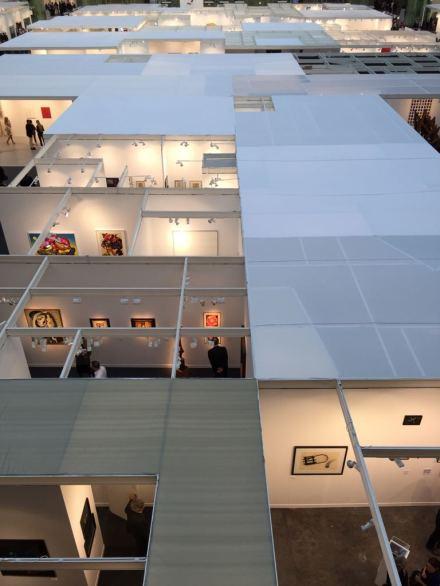 FIAC, via Art Observed