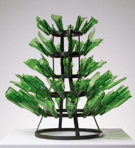 Kendell Geers, WhoDoVoodooDuchamp Rack (2009), via Performa