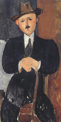 Amedeo Modigliani, via Artforum