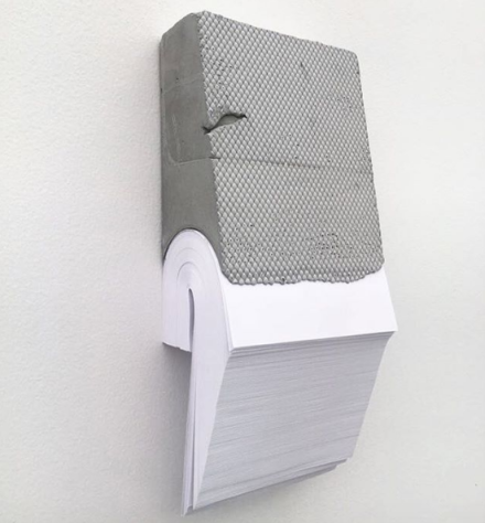 Lucas Simoes at Galeria Luciana Caravello, via Art Observed