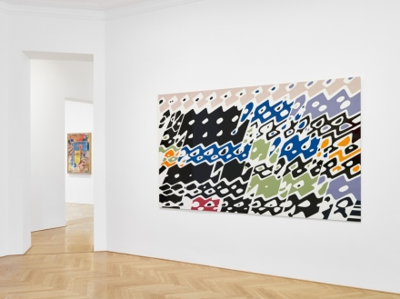 Raymond Hains, You know nothing Raymond (Installation View), via Max Hetzler