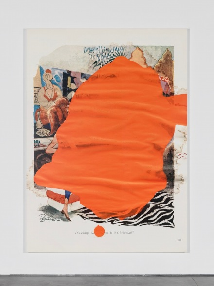 Richard Prince, Untitled (#109) (2016-2017) all images Copyright Richard Prince Courtesy the artist and Gladstone Gallery, New York and Brussels.