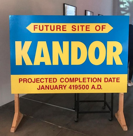 Mike Kelley, Kandors 1996-2011 (Installation View), via Art Observed.