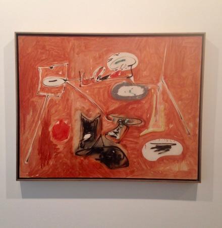 Arshile Gorky, Painting (1947-1948)