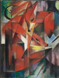 Franz Marc, via Art Newspaper