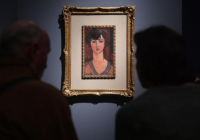 Fake Modigliani, via Art Newspaper
