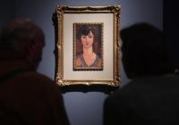 Fake Modigliani, via Art Newspaper