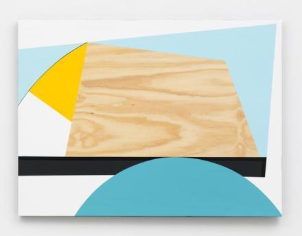 Serge Alain Nitegeka, Colour & Form XXXVI, (2017), via Marianne Boesky