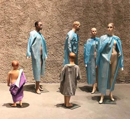 Isa Genzken, Untitled (2017), via Art Observed