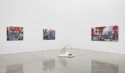 Rachel Feinstein, Secrets (Installation View), via Gagosian Gallery
