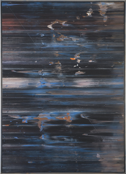 Jack Whitten, Shark, via Art News