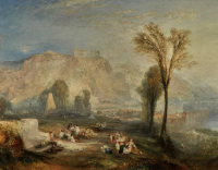 Turner Painting, via Guardian
