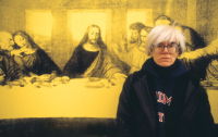 Warhol's Last Supper, via Art Newspaper