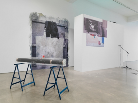 David Maljkovic, Alterity Line (Installation View), via Metro Pictures