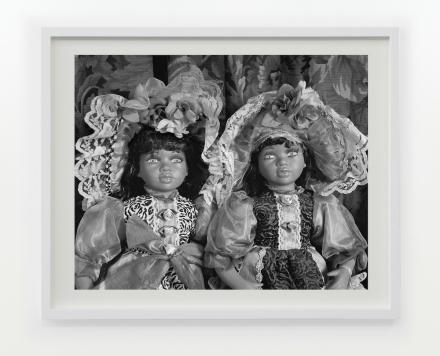 LaToya Ruby Frazier, Grandma Ruby's Porcelain Dolls II (2007)