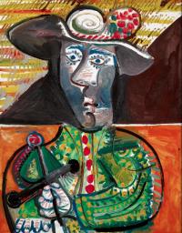 Picasso Matador, via Art Market Monitor