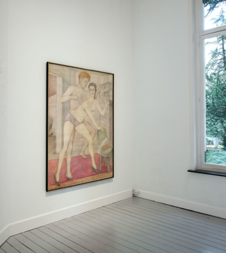Pierre Klossowski at Gladstone Gallery, Brussels (Installation View) all images Courtesy Gladstone Gallery, New York and Brussels Photography by David Regen