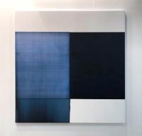 Callum Innes at Sean Kelly, via Art Observed