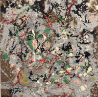 Jackson Pollock, Number 21, 1950, via Christiesjpg