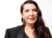 Marina Abramovic, via The Guardian