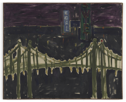 Allan Kaprow, George Washington Bridge (1955)