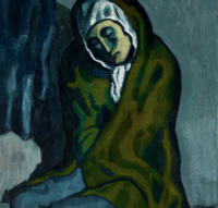 Picasso, via NYT
