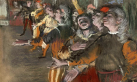 Edgar Degas, via The Guardian