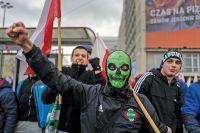 Marsz Niepodleglosci 2017
