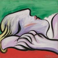 Picasso, Le Repos, via Vogue