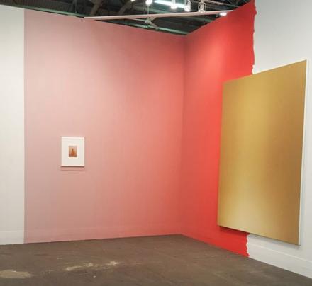 Peter Vermeersch at Perrotin, via Art Observed