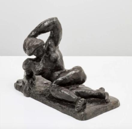Henri Matisse, Nu allongé I (Aurore) (1908), via Phillips