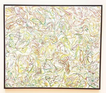 Sue Williams, Appendages in Full Bloom (1997), via Skarstedt Gallery