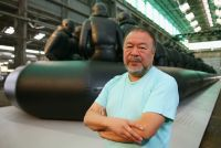Ai Weiwei, via Art Newspaper