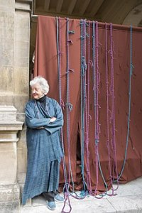 Sheila Hicks, via New Yorker