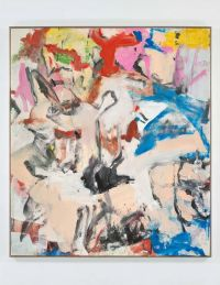 Paul allen de Kooning, via Bloomberg