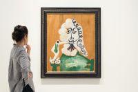 Pablo Picasso, via Art Newspaper