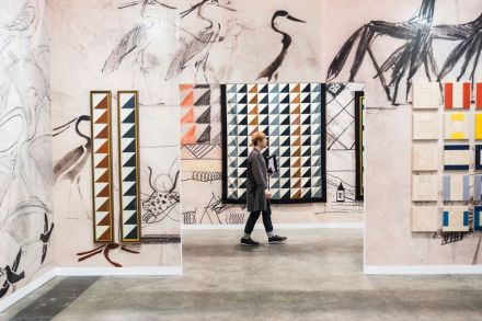Sabrina Amrani Gallery, via Art Basel