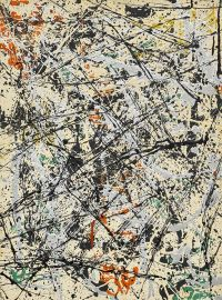 Jackson Pollock, via Art Newspaper