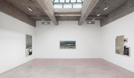Liu Shiyuan, Isolated Above, Connected Down (Installation View), via Tanya Bonakdar