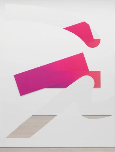 Artie Vierkant, Image Object Thursday 5 October 2017 217PM (2018), via Galerie Perrotin