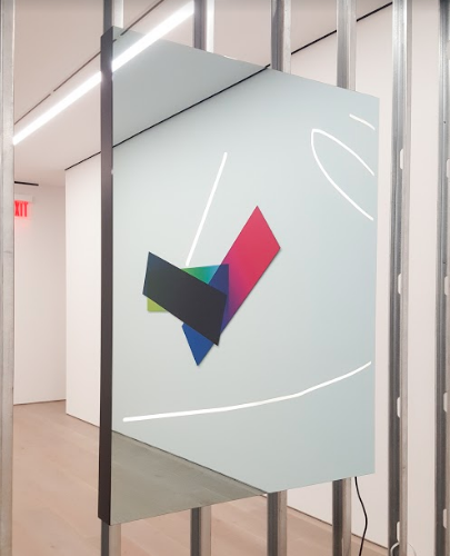 Artie Vierkant, Rooms Greet People By Name (Installation View), via Art Observed