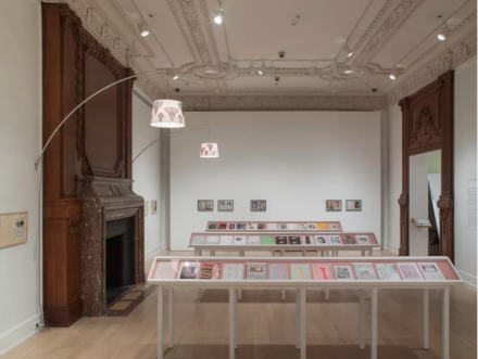Marc Camille Chaimowicz, Your Place or Mine… (Installation View), via Jewish Museum.