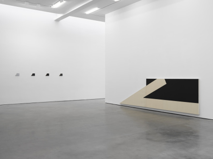 Tedd Stamm (Installation View), via Lisson Gallery