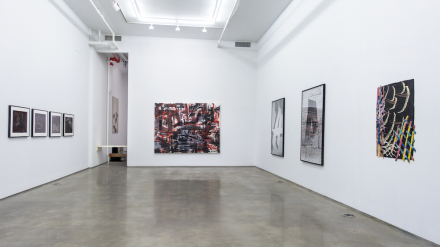 Mark (Installation View), via Team Gallery