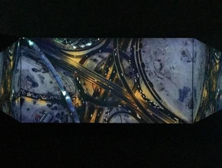 Doug Aitken, New Era (Installation View), via Art Observed