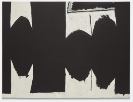 Robert Motherwell, At Five in the Afternoon (1971), via Phillips
