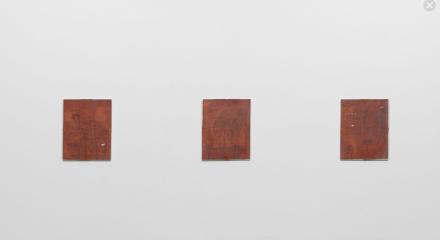 Harmony Hammond, Inappropriate Longings (Installation View), via Alexander Gray