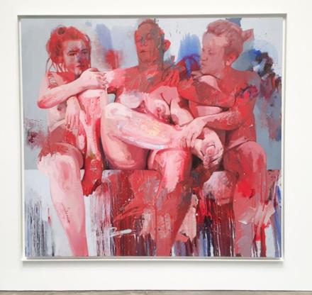 Jenny Saville at Gagosian, via Josie Berman for Art Observed.