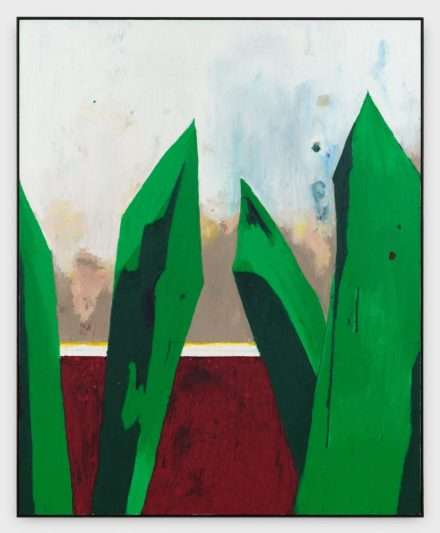 Harold Ancart, Untitled (2018), via Clearing